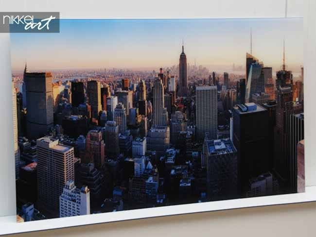 Foto op Plexiglas New York Antireflex